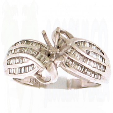 0.55ct Engagement Diamond Ring