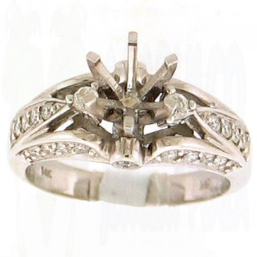 0.50ct Engagement Diamond Ring