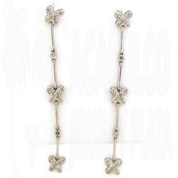 0.40ct Diamond Earrings