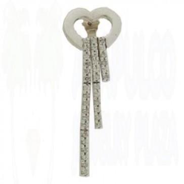 1.75ct Lady's Diamond Earrings