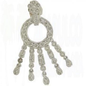 0.25ct Lady's Diamond Earrings