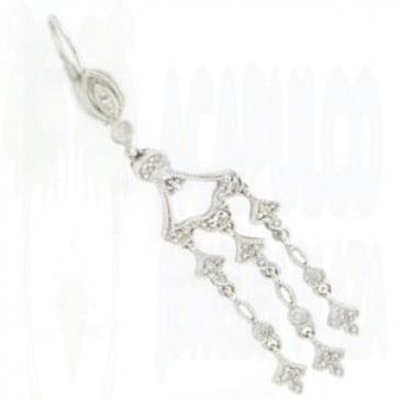 0.50ct Lady's Diamond Earrings