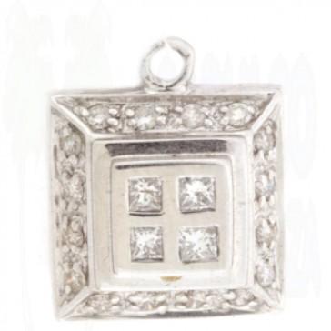 0.47ct Lady's Diamond Pendant
