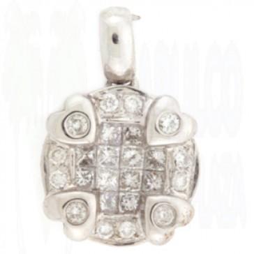 0.80ct Lady's Diamond Pendant