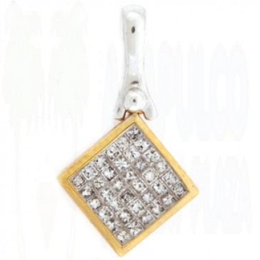 1.00ct Lady's Diamond Pendant