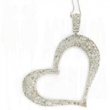 1.25ct Lady's Diamond Pendant