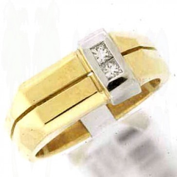 0.18ct Men's Diamond Ring
