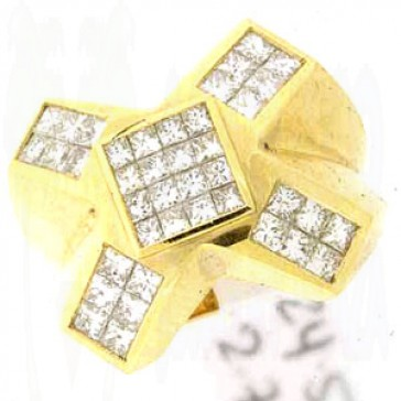 2.75ct Men's Diamond Ring