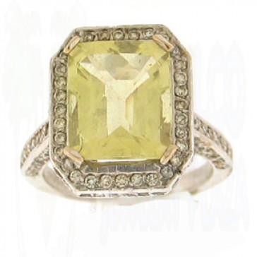 10.00ct Lady's Gemstones Ring