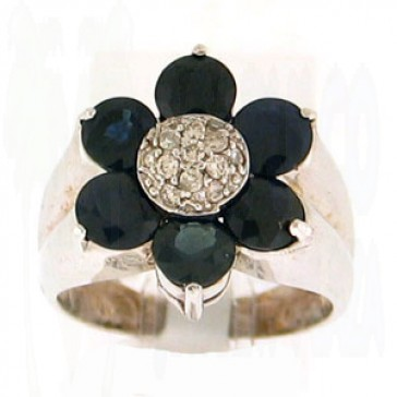 6.15ct Lady's Gemstones Ring