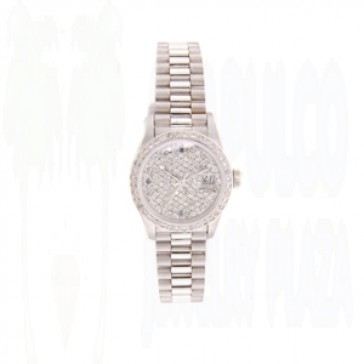 4.00ct Lady's Diamond Watch
