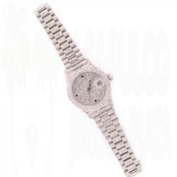 5.00ct Lady's Diamond Watch