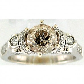 2.02Ctw Ladies Engagement Diamond Ring