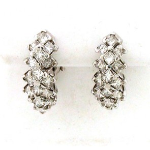 2.25ct Diamond Earrings
