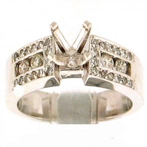 1.00ct Engagement Diamond Ring