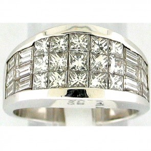 2.75Ctw Ladies Right Hand Diamond Ring