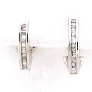 0.50ct Diamond Earrings