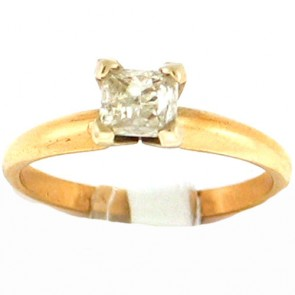 0.75ct Solitaire Engagement Ring