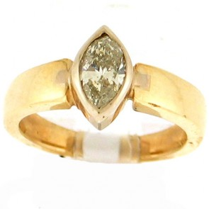 1.30ct Solitaire Engagement Ring