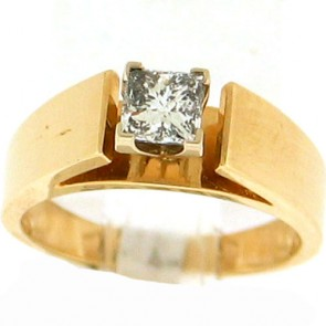0.69ct Solitaire Engagement Ring