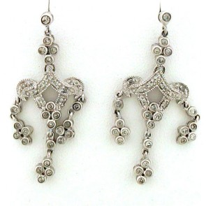 0.60ct Diamond Earrings