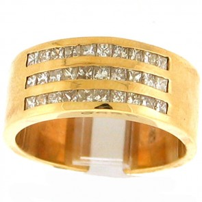 1.51ct Men's Diamond Ring