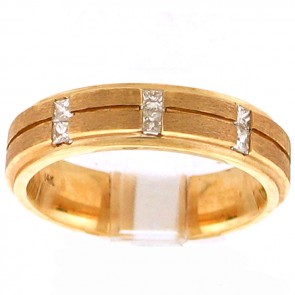 0.35ct Men's Diamond Ring