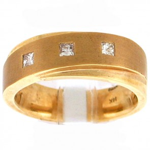 0.36ct Men's Diamond Ring