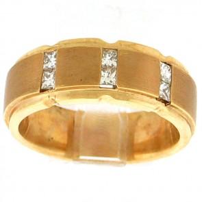 0.48ct Men's Diamond Ring