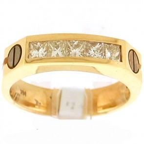 0.97ct Men's Diamond Ring
