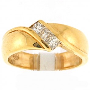 0.55ct Men's Diamond Ring