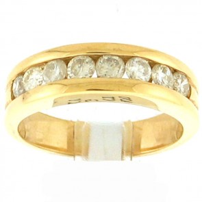 1.00ct Men's Diamond Ring