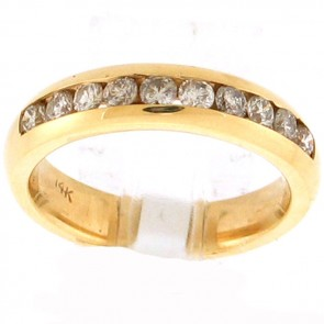 0.85ct Men's Diamond Ring
