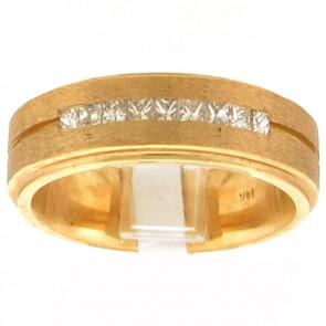 0.55ct Men's Diamond Ring