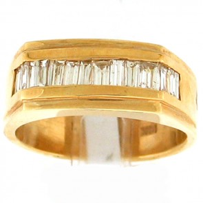 1.57ct Men's Diamond Ring