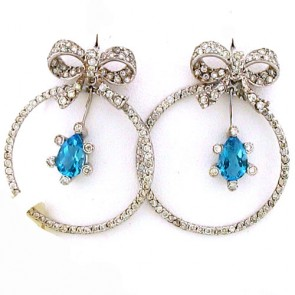 2.50ct Diamond Earrings