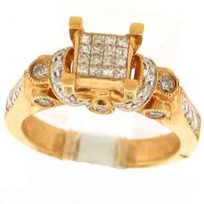 1.20ct Engagement Diamond Ring