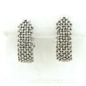 1.00ct Diamond Earrings