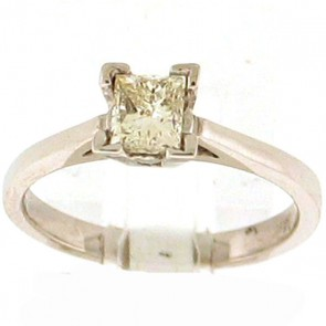 0.80ct Solitaire Engagement Ring