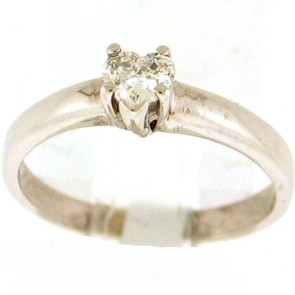 0.35ct Solitaire Engagement Ring