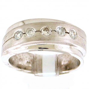 0.51ct Men's Diamond Ring