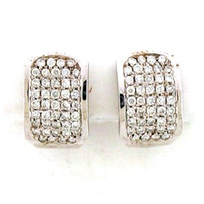 1.30ct Diamond Earrings