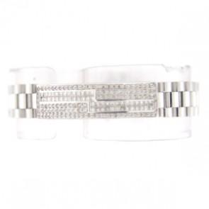 3.88ct Men's Diamond Bracelet