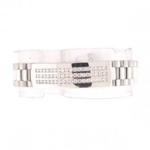 3.80ct Men's Diamond Bracelet