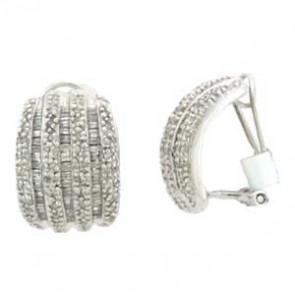 2.00ct Lady's Diamond Earrings