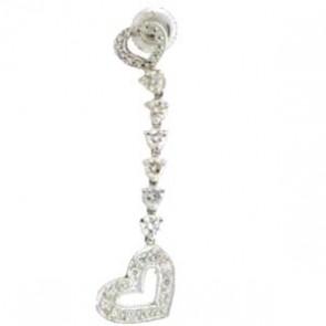 1.10ct Lady's Diamond Earrings