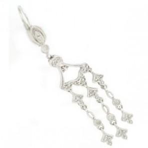 0.50ct Lady's Diamond Earrings