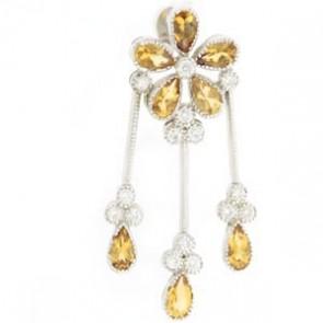1.15ct Lady's Diamond Earrings