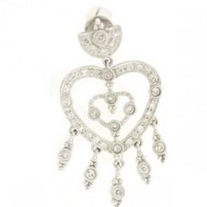 1.40ct Lady's Diamond Earrings
