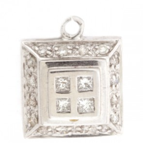 0.47ct Lady's Diamond Pendant